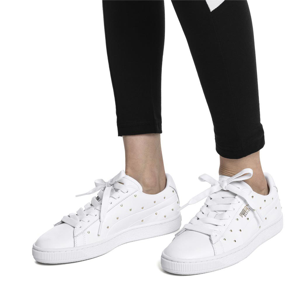 Shoes Basket Studs Sneaker