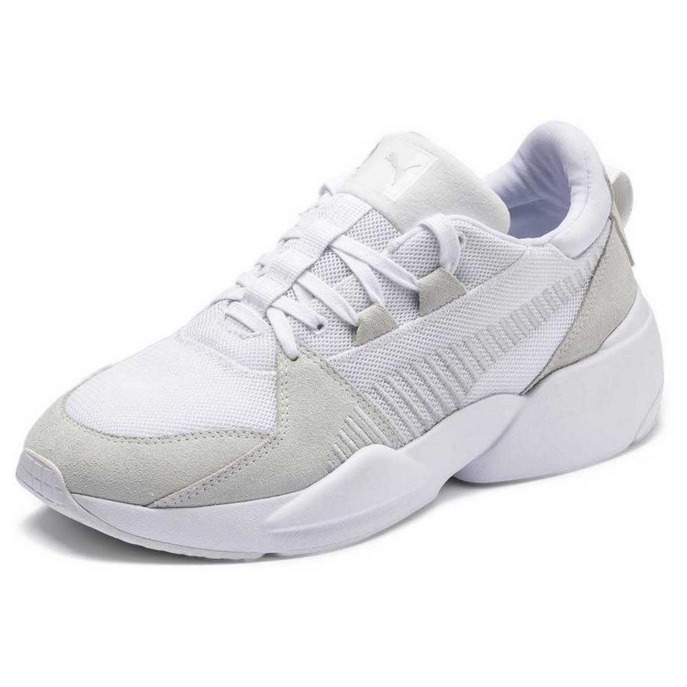 Puma select Zeta Suede White buy and