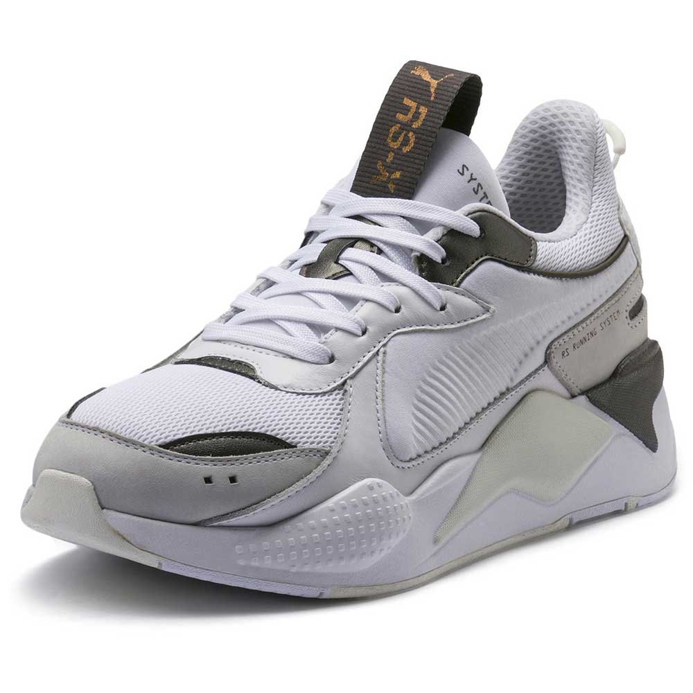 Puma select RS-X Trophy White buy and offers on Dressinn 9a6b690ef6
