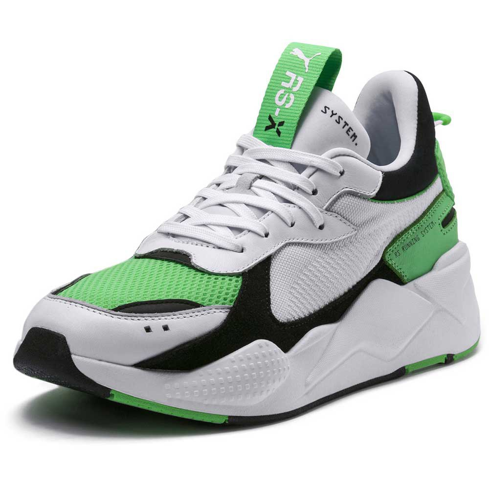 d6e5e481b3 Puma RS-X Reinvention Puma White / Irish Green