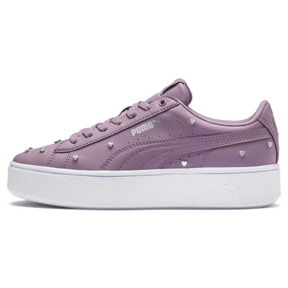 Puma Vikky Stacked Studs Purple buy and