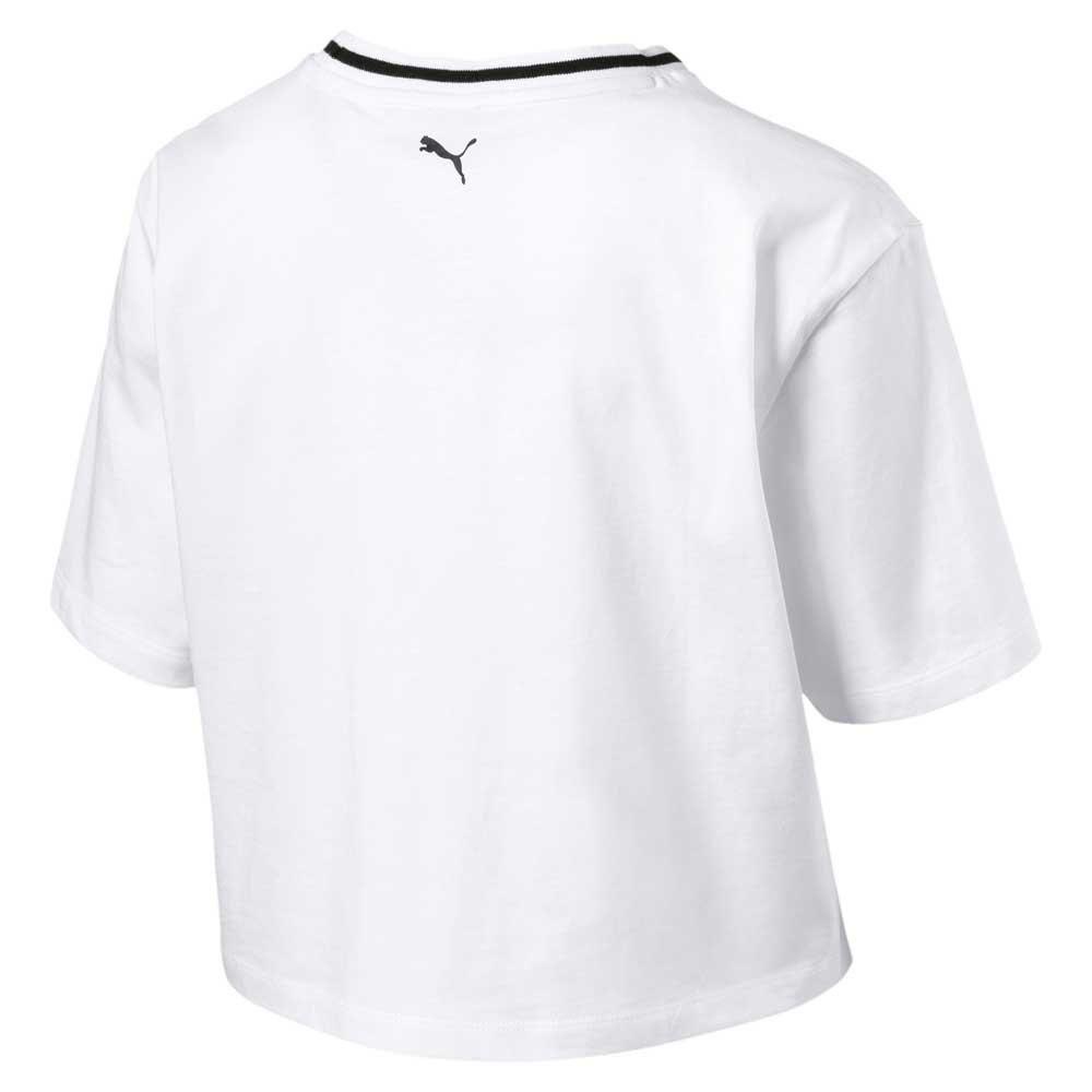 t-shirts-puma-rebel-reload-crop, 13.95 GBP @ dressinn-uk