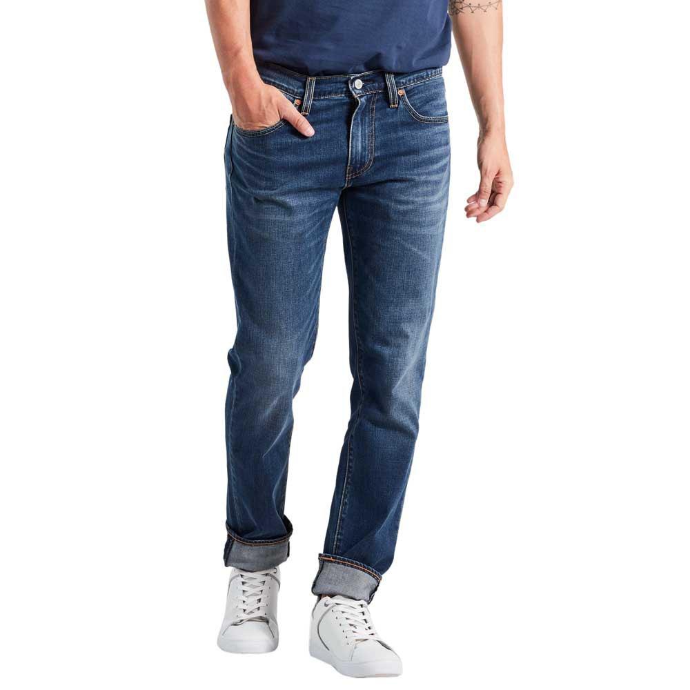 Levi´s ® 511™ Slim Fit Svart kjøp og tilbud, Dressinn Bukser
