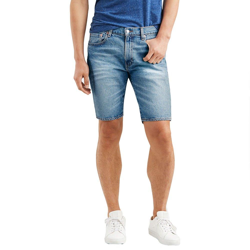 Levis® Herren Jeans Short 501 Hemmed