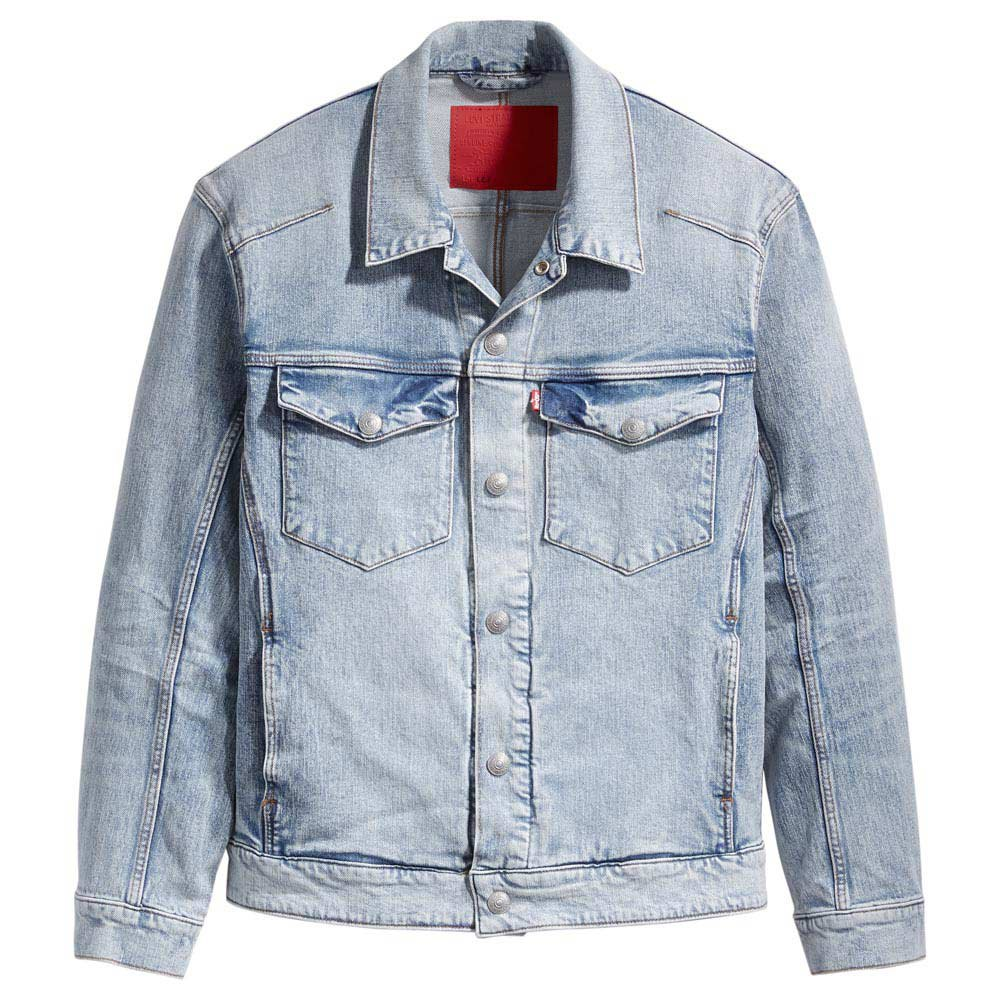 Levi´s ® Lej Trucker Azul comprar e ofertas na Dressinn e59b4348ed129