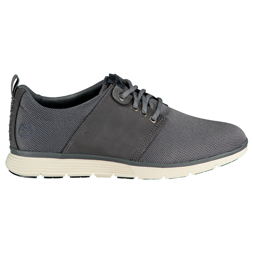 Timberland Killington Leather And Fabric Oxford Wide Grey