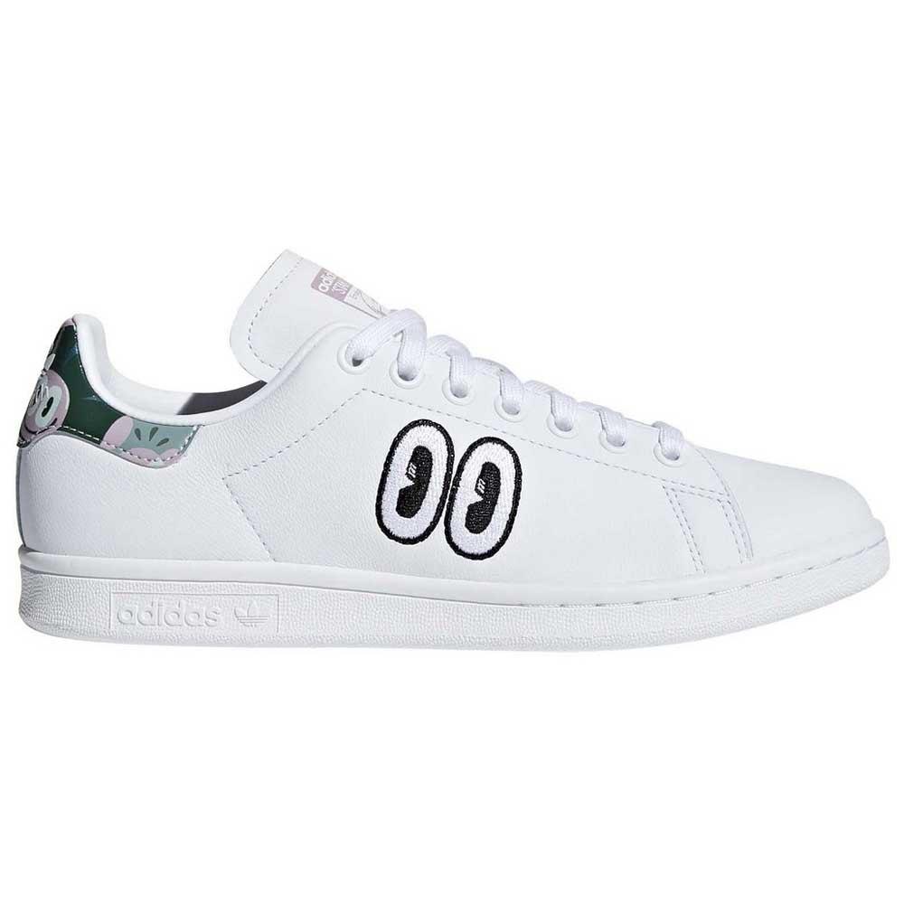 092179ac91e4c adidas originals Stan Smith White buy and offers on Dressinn