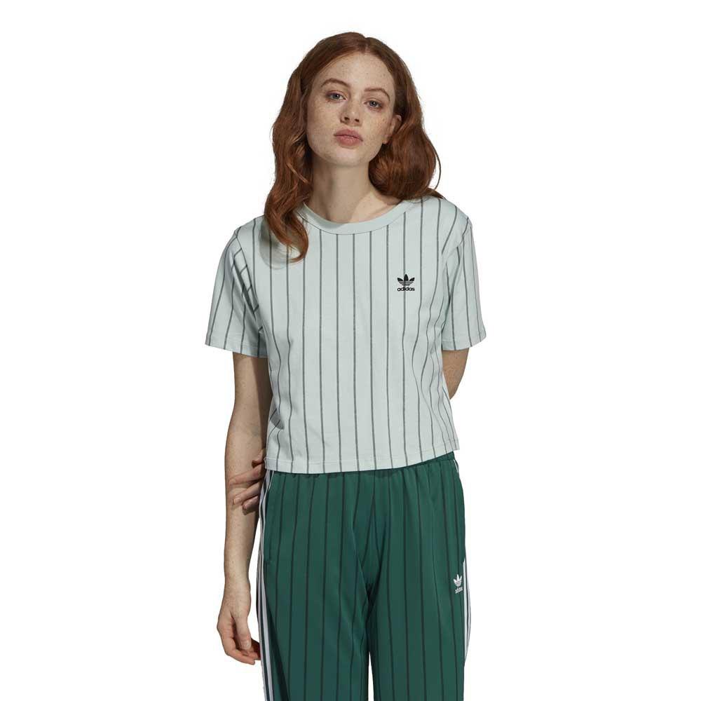 872b6b5c489 adidas originals Crop Green buy and offers on Dressinn