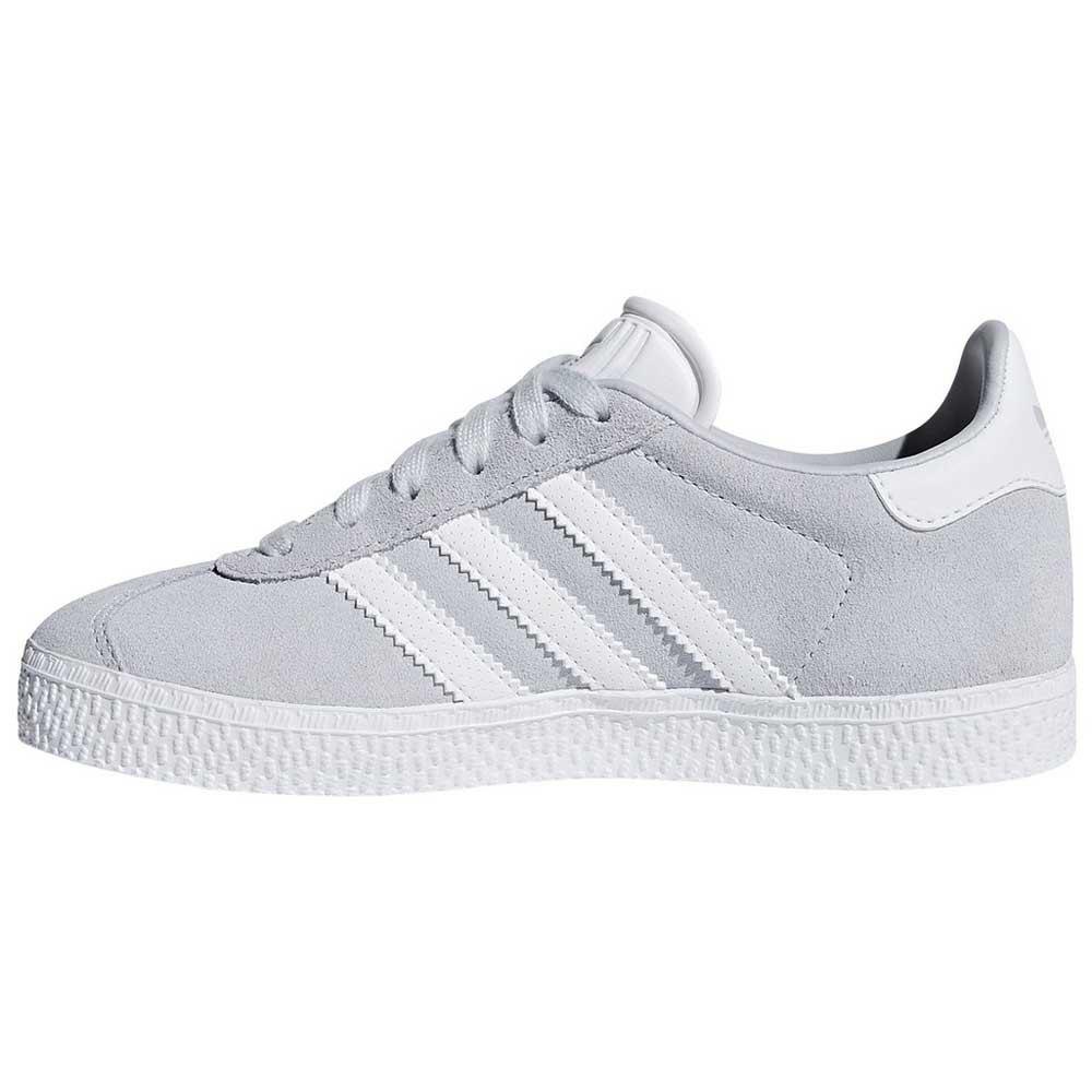 adidas originals Gazelle Children Trainers White, Dressinn