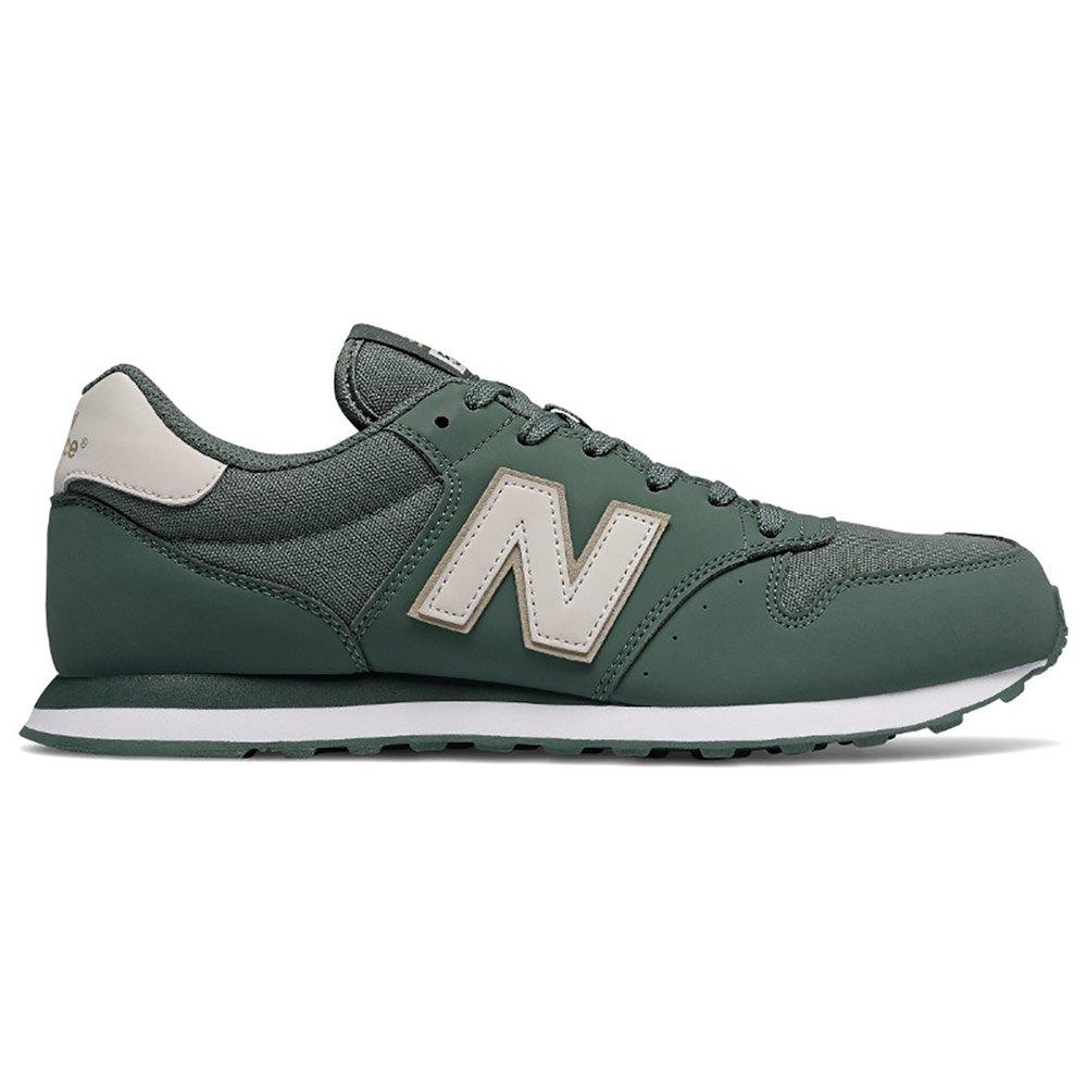new balance 500 verde