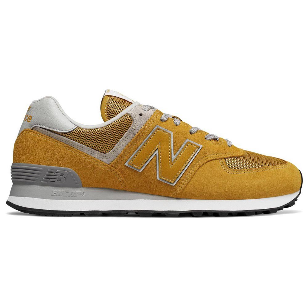 new balance ml574 jaune
