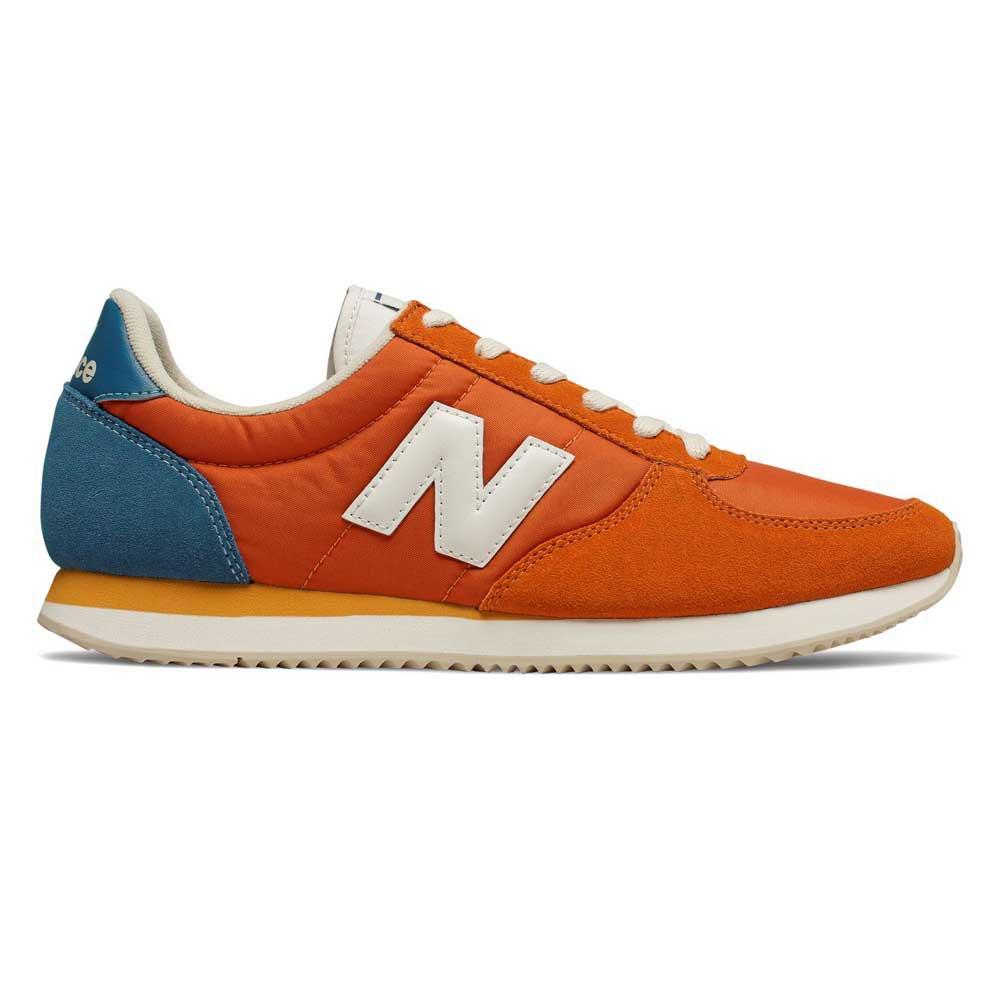 new balance 220 naranja