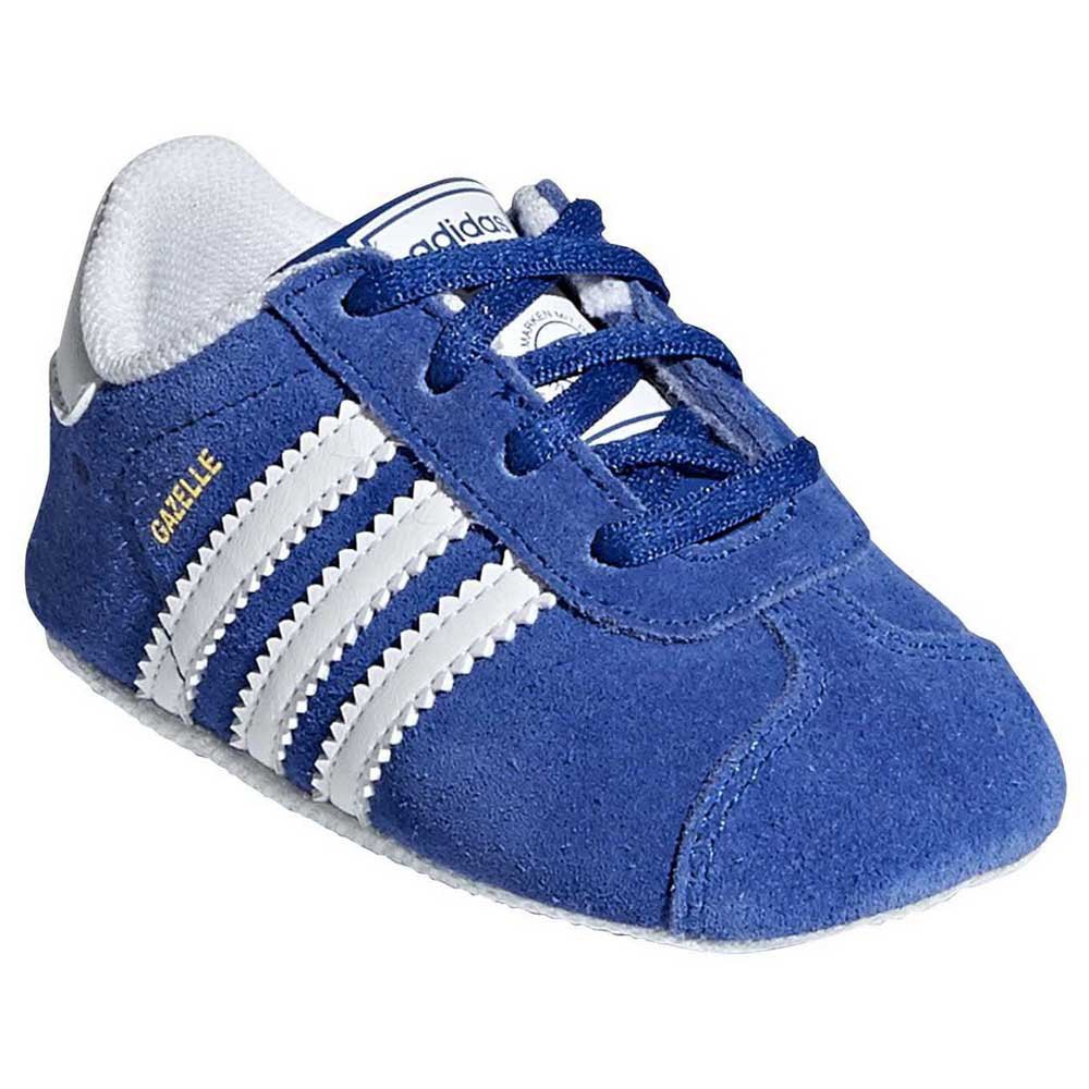 adidas Babies/' Gazelle Crib Sneakers