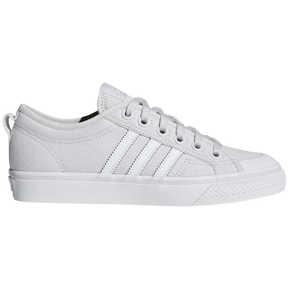 4dfa2c5798bc adidas originals Nizza White buy and offers on Dressinn