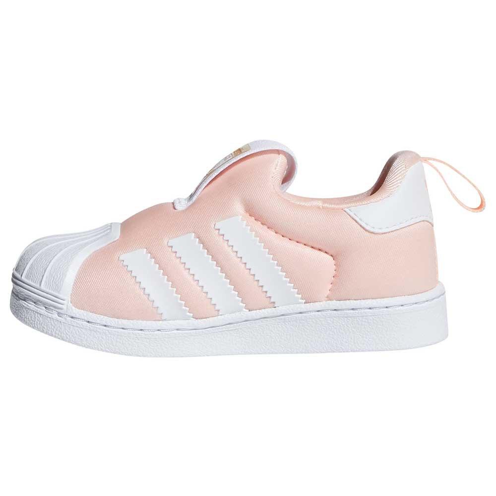 adidas originals Superstar 360 Infant Roze, Dressinn Sneakers