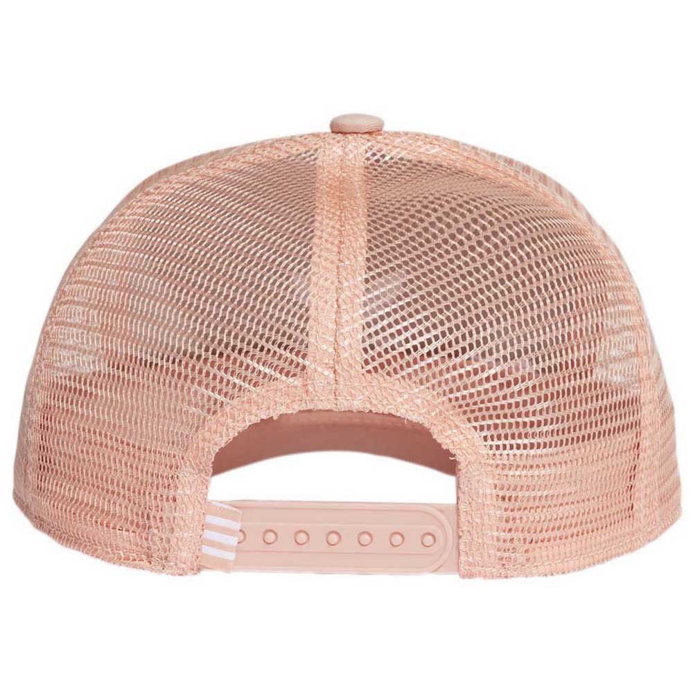 673861e29fd adidas originals Trefoil Trucker Pink buy and offers on Dressinn