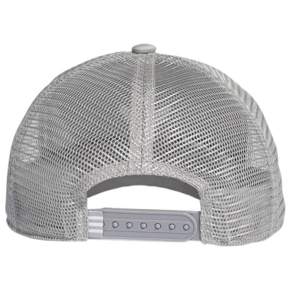 e0904d69e2a adidas originals Trefoil Trucker Grey buy and offers on Dressinn