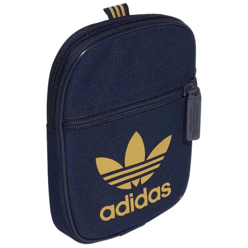 aa3fb2967 adidas originals Festival Trefoil Azul, Dressinn Bolsas de ombro