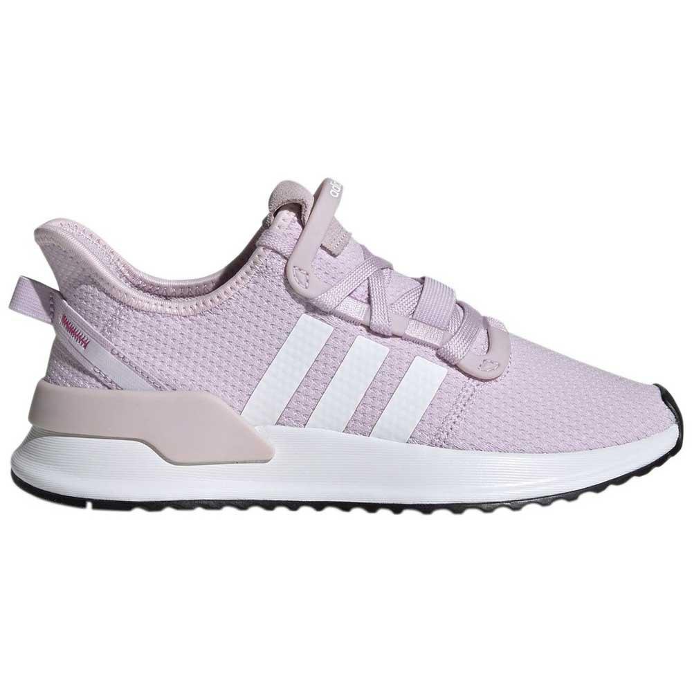 adidas originals U_PATH Run Junior Trainers Pink, Dressinn