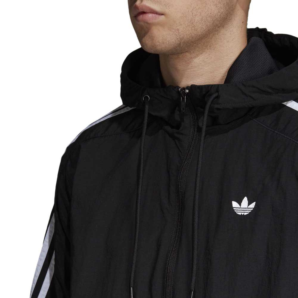 adidas Originals Mens Radkin Full Zip Hoodie