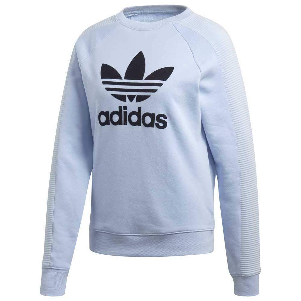 académico legumbres Disipación  adidas originals Sweater Blue buy and offers on Dressinn