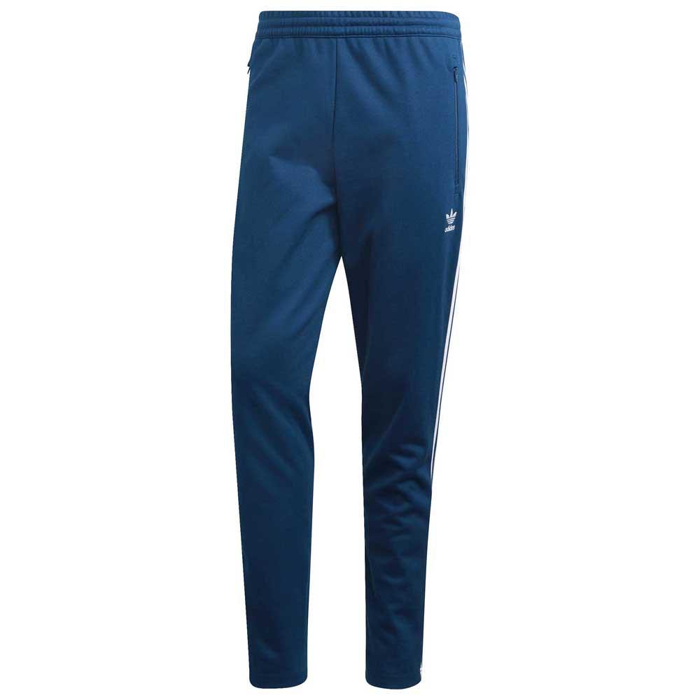 wysoka jakość 100% wysokiej jakości sprawdzić adidas originals Beckenbauer Track Niebieski, Dressinn Spodnie