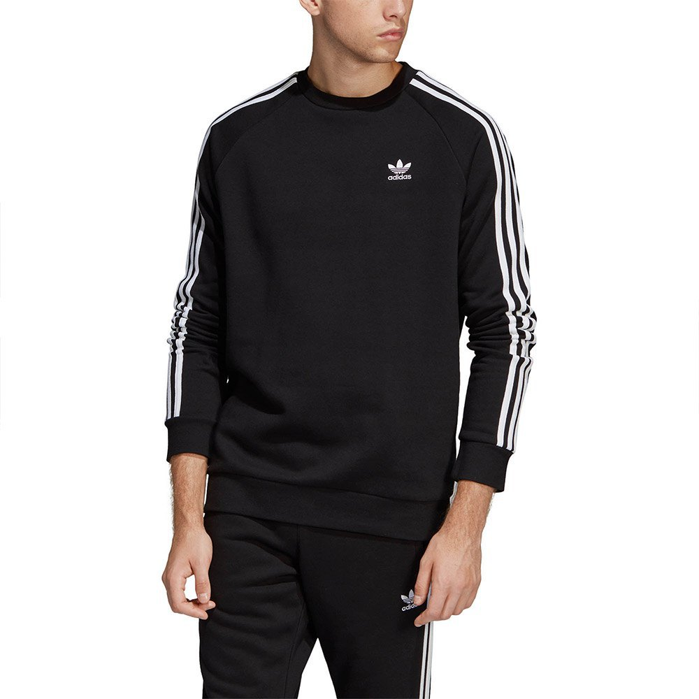 adidas originals 3 Stripes Crew