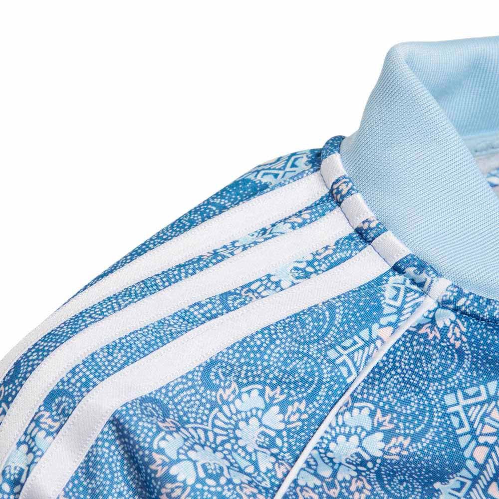 adidas originals Culture Clash Cropped SST Blå, Dressinn
