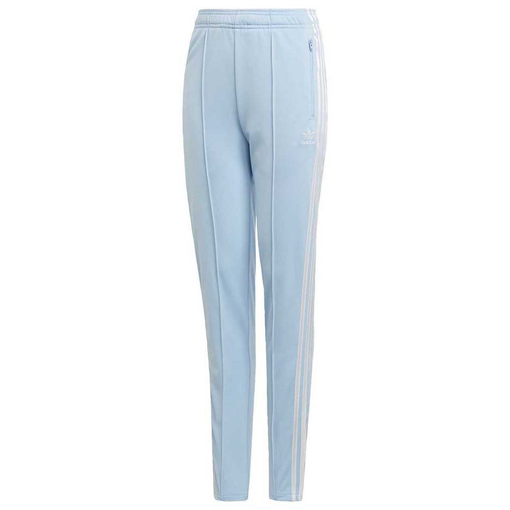 adidas originals Culture Clash High Waist Blauw, Dressinn ...