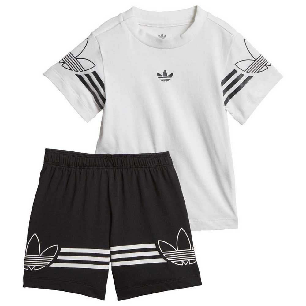 Outline adidas adidas Infant Outline originals Set originals adidas Infant originals Set sthQxCrd