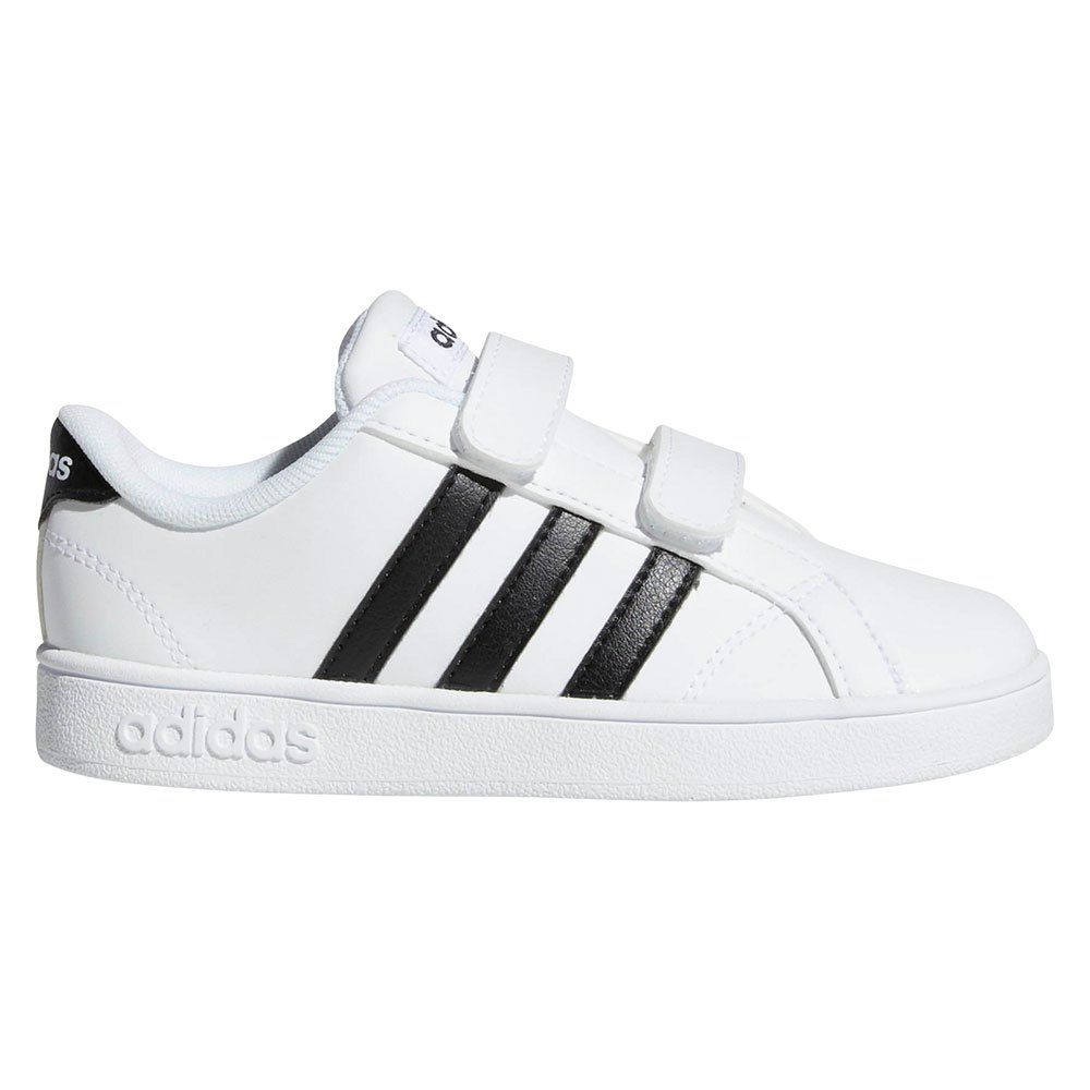watch bbffe e4910 adidas Baseline CMF Infant White buy and offers on Dressinn