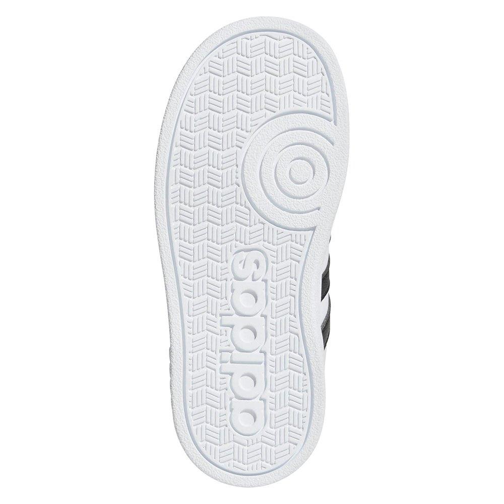 cbbc4f14bc7937 adidas Baseline CMF Infant White buy and offers on Dressinn