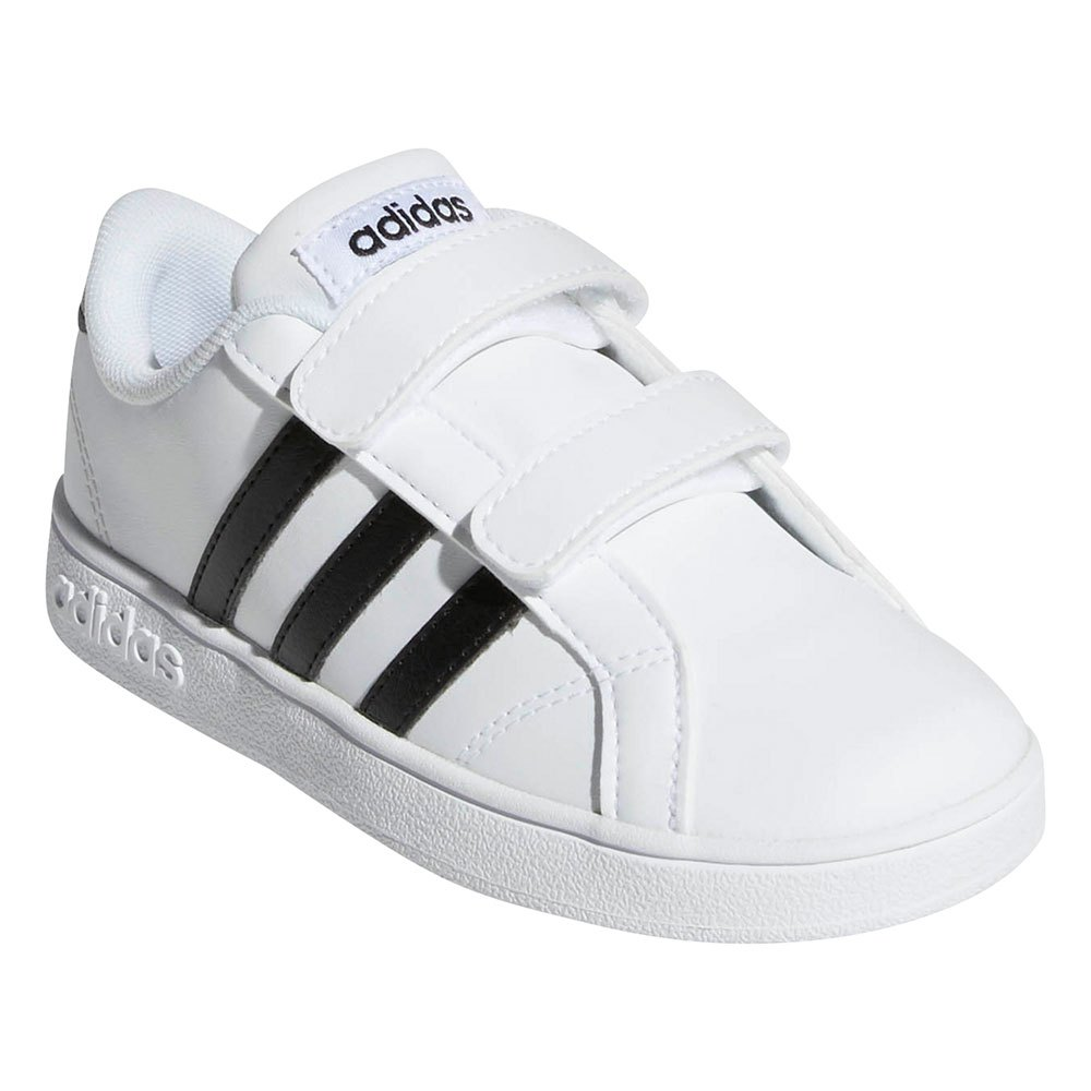 6650305fbe3984 adidas Baseline CMF Infant Blanc acheter et offres sur Dressinn