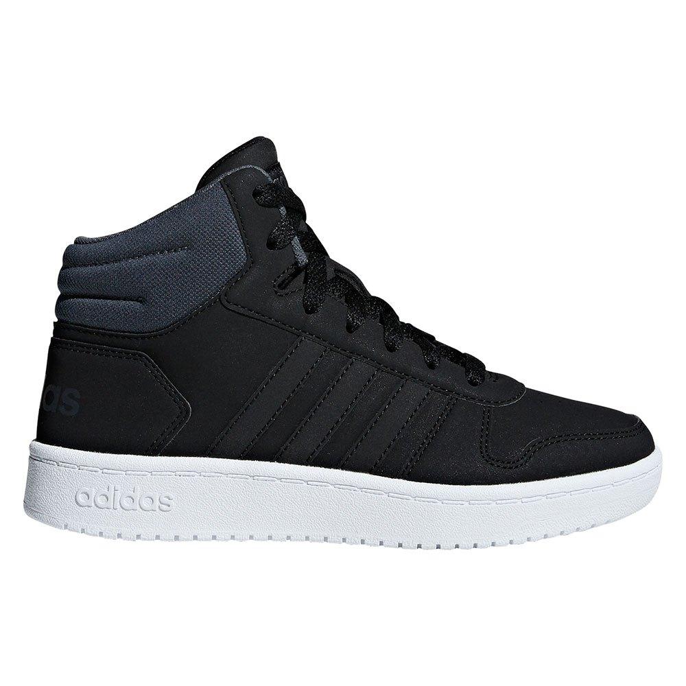 27bb8cbe1702ad adidas Hoops 2.0 Mid Kid comprar y ofertas en Dressinn