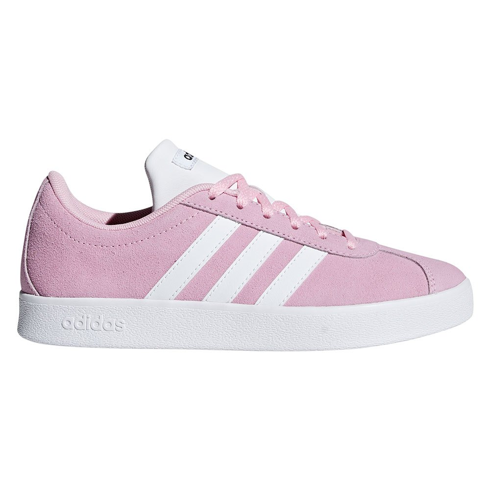 6fc6724950d62 adidas VL Court 2.0 Kid Pink buy and offers on Dressinn
