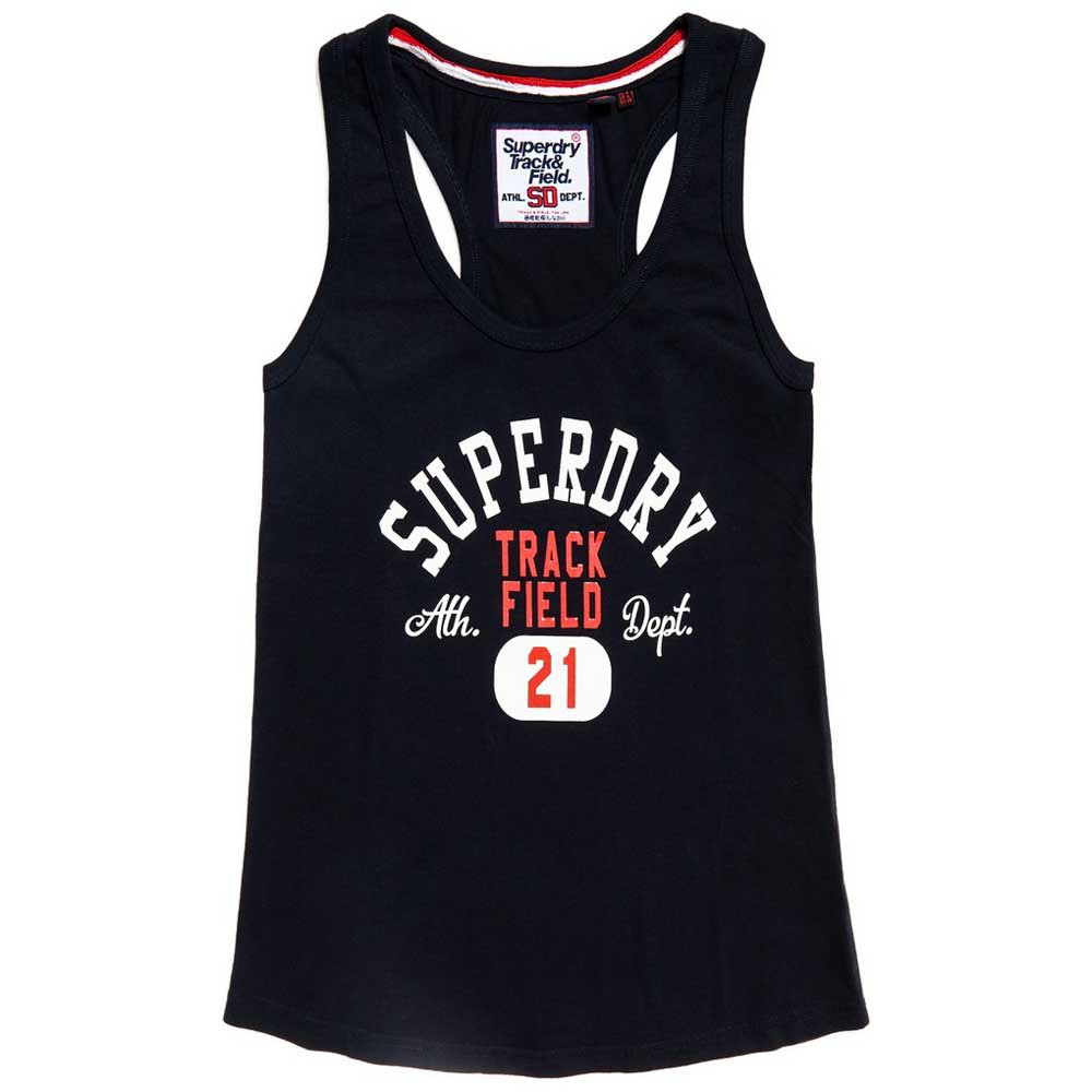 c86fd6f3 Superdry Track And Field Blue buy and offers on Dressinn