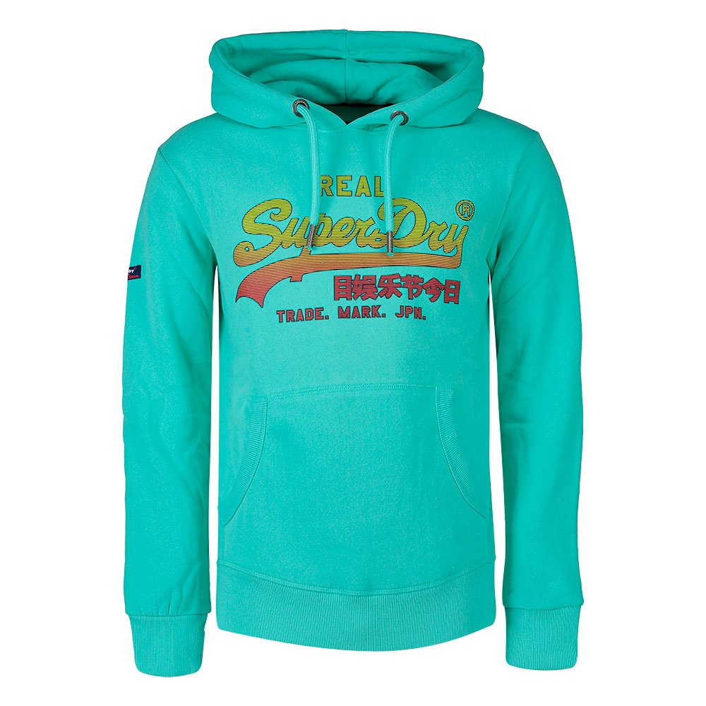 Superdry Vintage logo hoodie | wehkamp