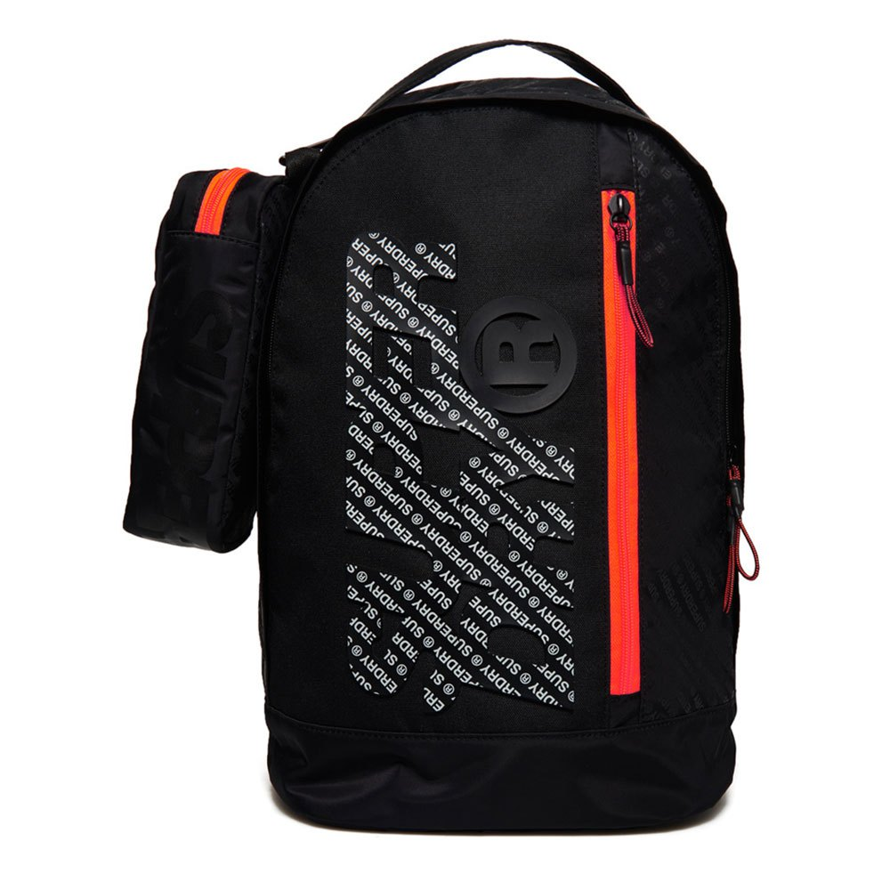 Superdry Zac Freshman Backpack 17L Black c26a260667bde