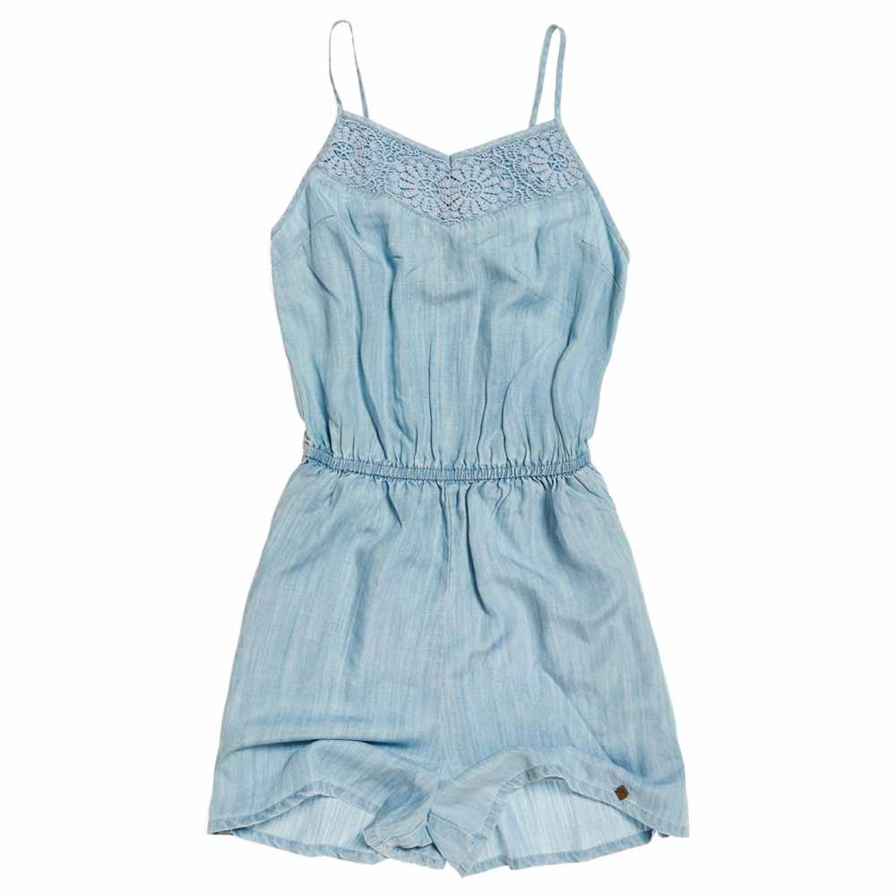 c622102d94b Superdry Tess Playsuit Blue buy and offers on Dressinn