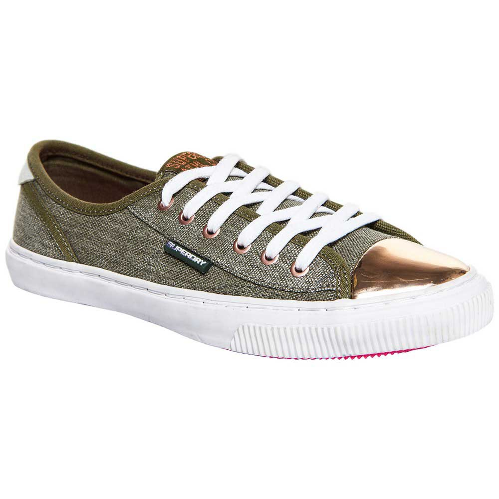 Sneakers Superdry Low Pro Luxe EU 37 Washed Khaki