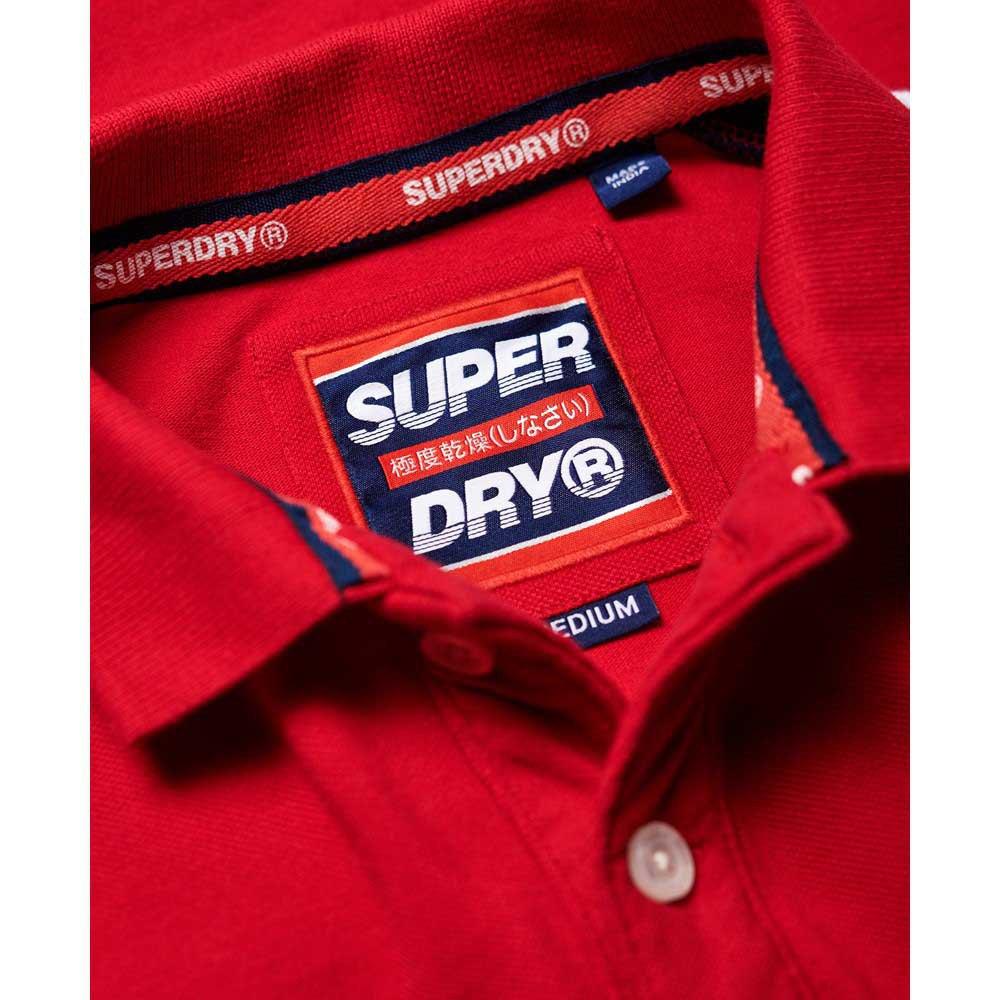 Polos Superdry Retro Sports Applique