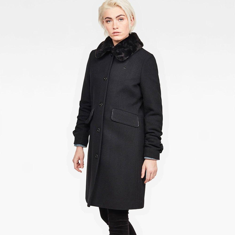 G STAR RAW Damen Minor Teddy Wool Classic Jacket: