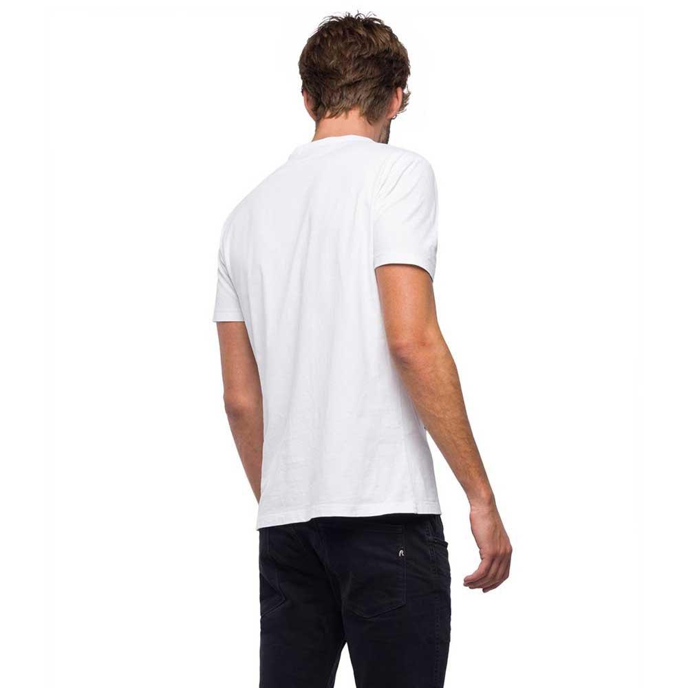 Camisetas Replay Basic Jersey 30/1
