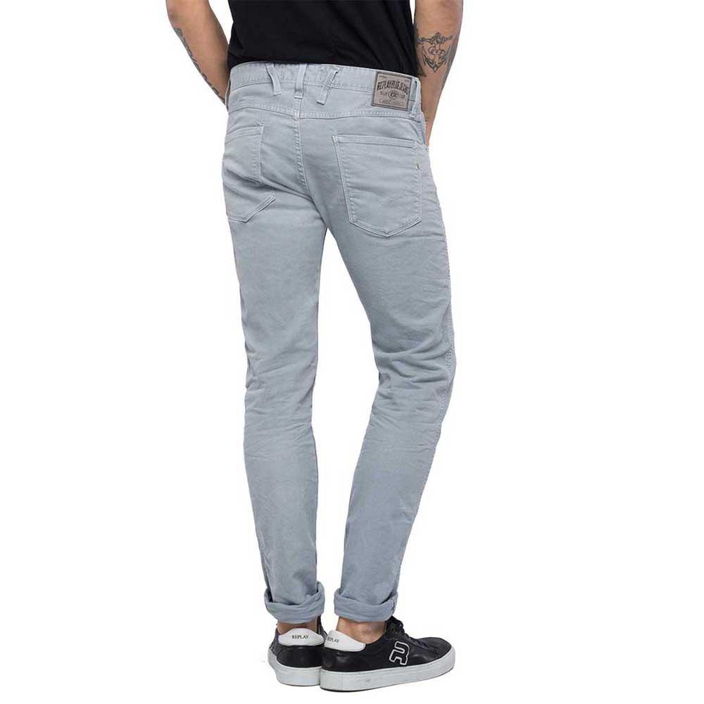 pants-replay-slim-anbass, 57.95 GBP @ dressinn-uk