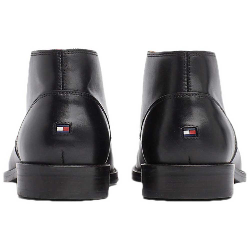 9e8b6fe2 Tommy hilfiger Essential Leather Toecap Black, Dressinn