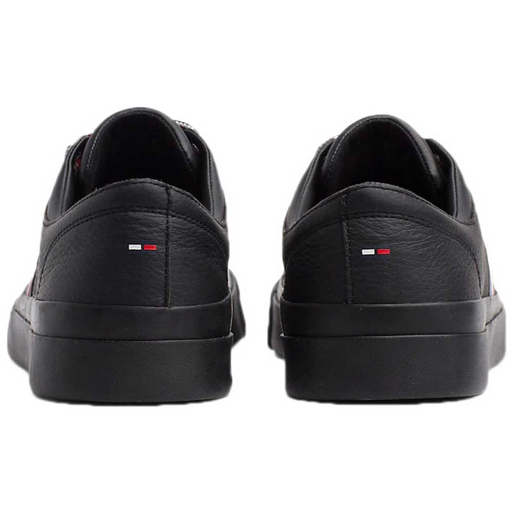 Tommy hilfiger Corporate Leather Low