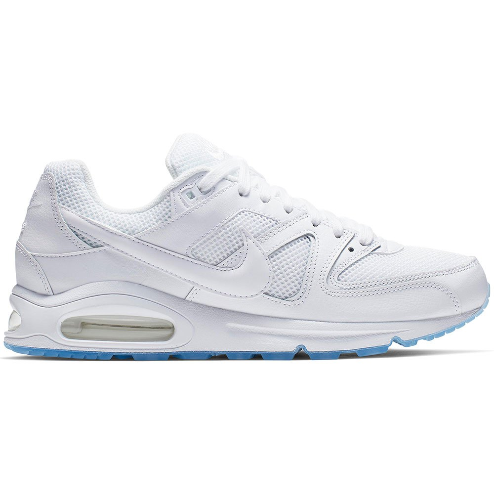Año Levántate Educación moral  Nike Air Max Command White buy and offers on Dressinn