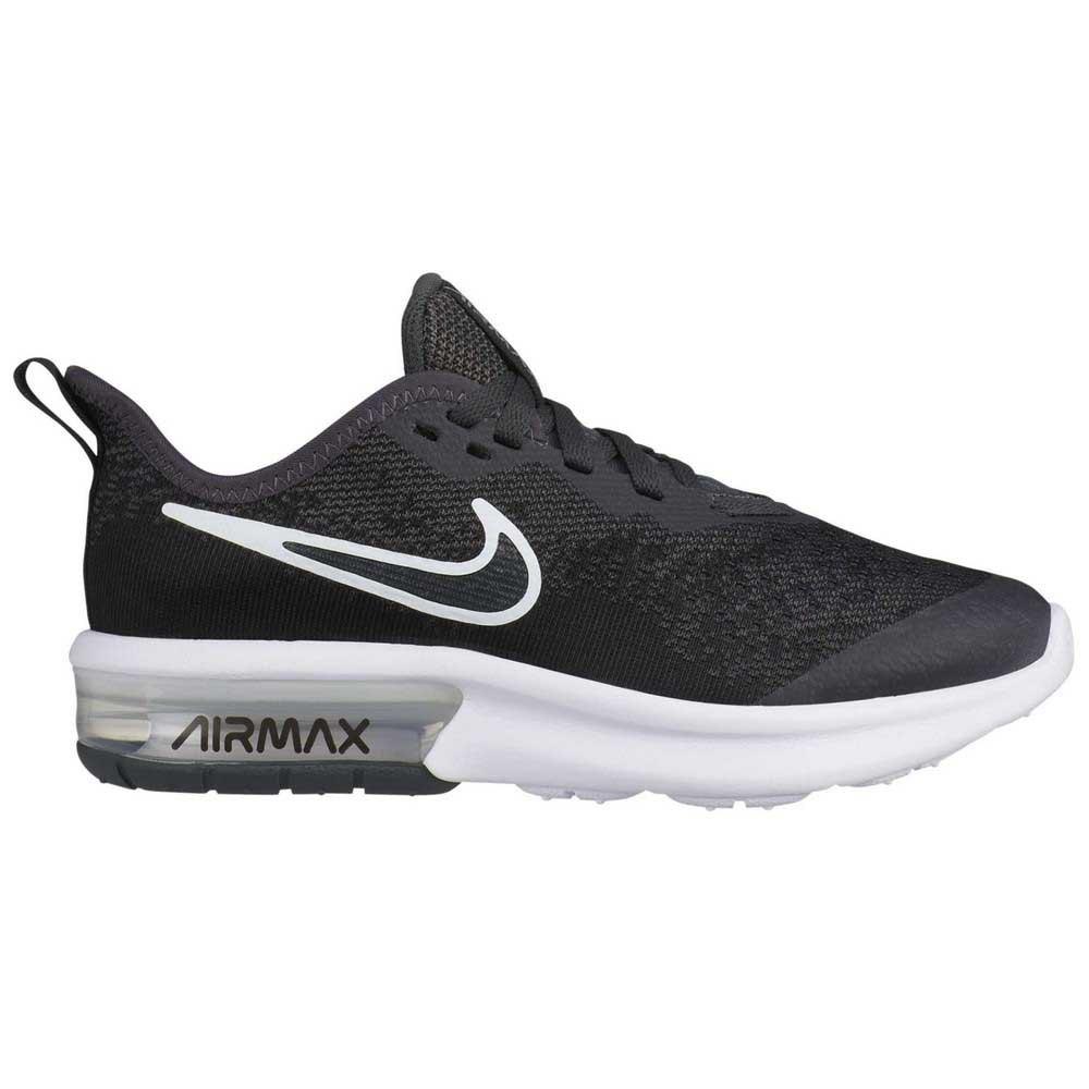50% | Barnskor Nike Nike Air Max Sequent 4 (Gs) Svart