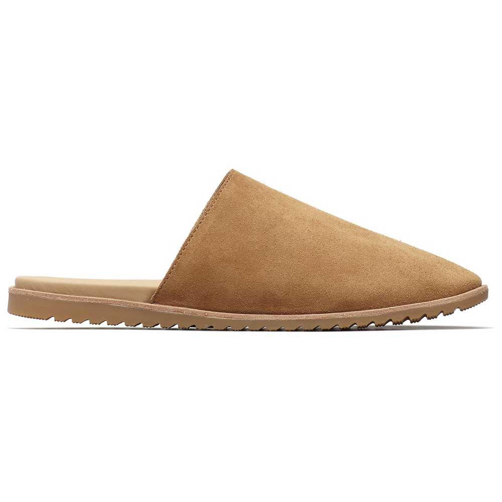 Kjøp Sorel Ella Sandal Camel Brown sko Online | FOOTWAY.no