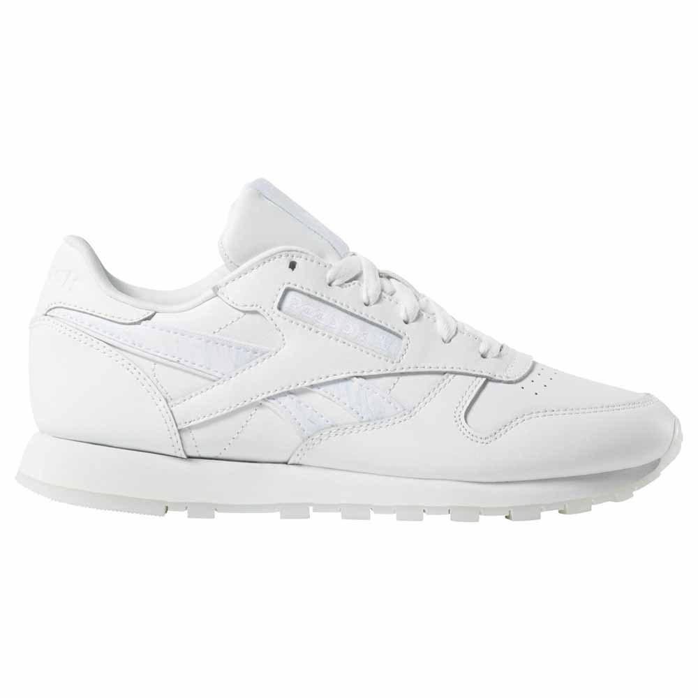 2d99ff774ed Reebok classics Leather White buy and offers on Dressinn